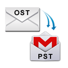 OST to Outlook PST Conversion