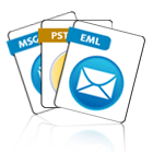 OST to EML, MSG or PST Conversion